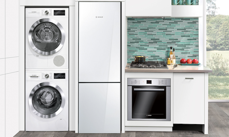 Apartment Living Made Spectacular with Stackable Washer and ...